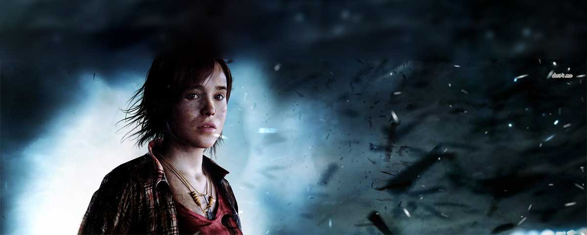 Videospielzitate aus Beyond: Two Souls