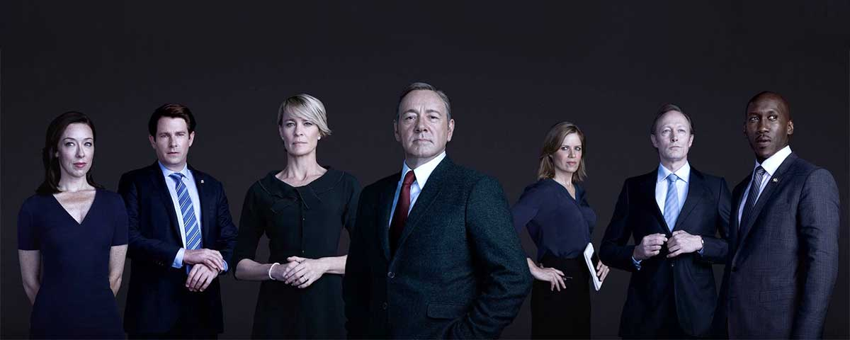 Serienzitate aus House of Cards